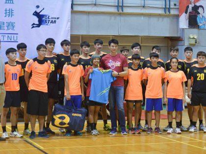 [排球部落] 明星賽的特別嘉賓 – 玉東國中